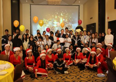 Christmas Party by Anantara The Palm – December 2016