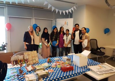 Corporate Bazaar at AXA Gulf – June 2017