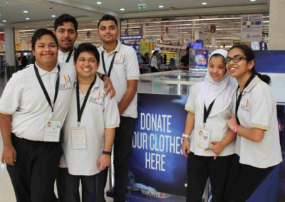 Omo Arabia Share a Touch of Love Campaign – June 2017