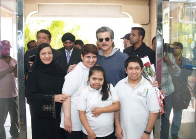 Anil Kapoor Visits SNF – Sept 2017