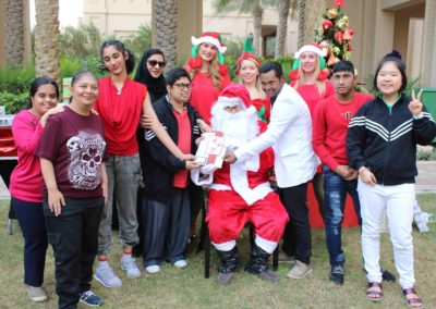 SNF Christmas Party – December 2017