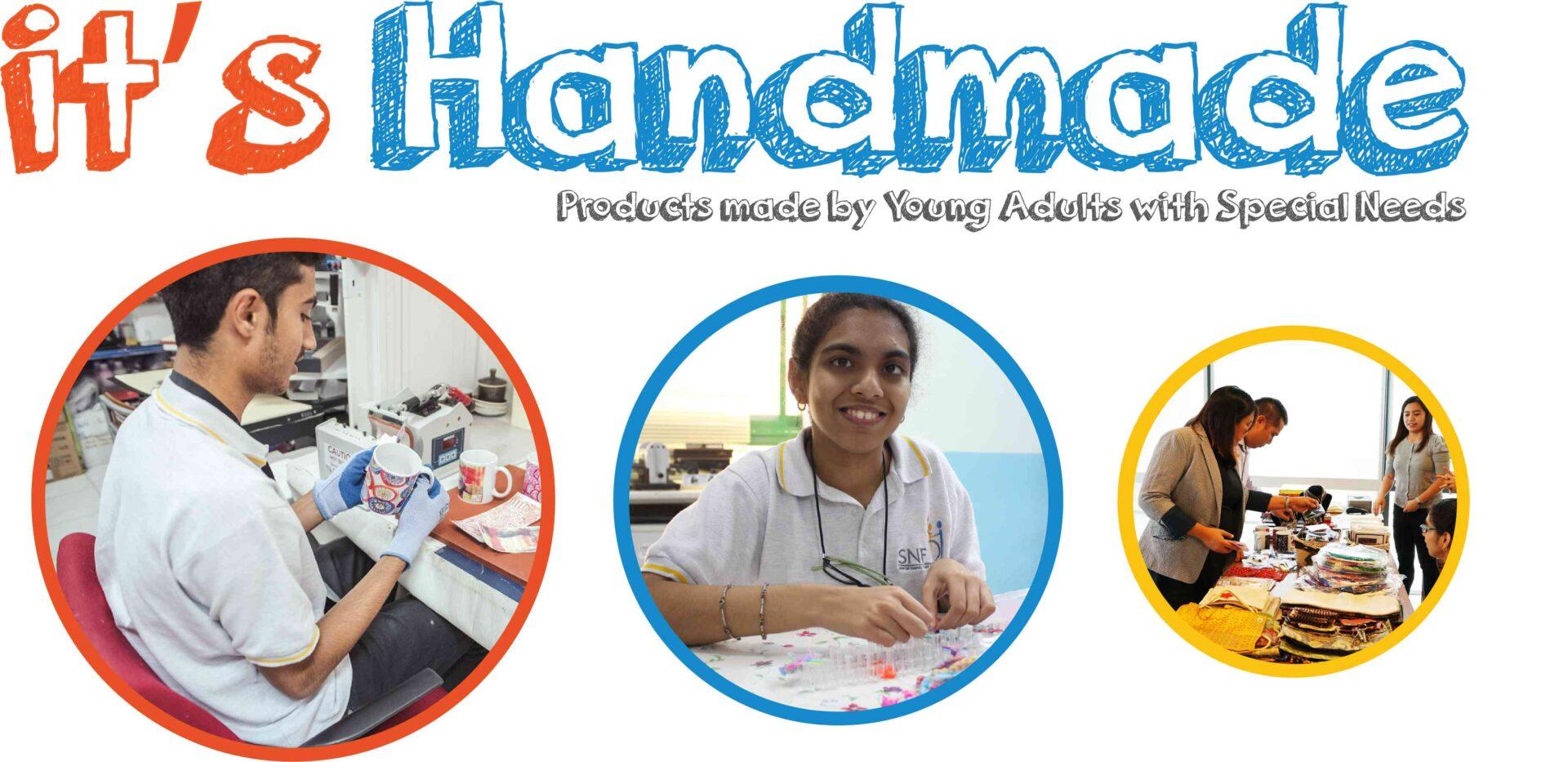 Get Involved @ SNF Dubai | Special Needs Future Development